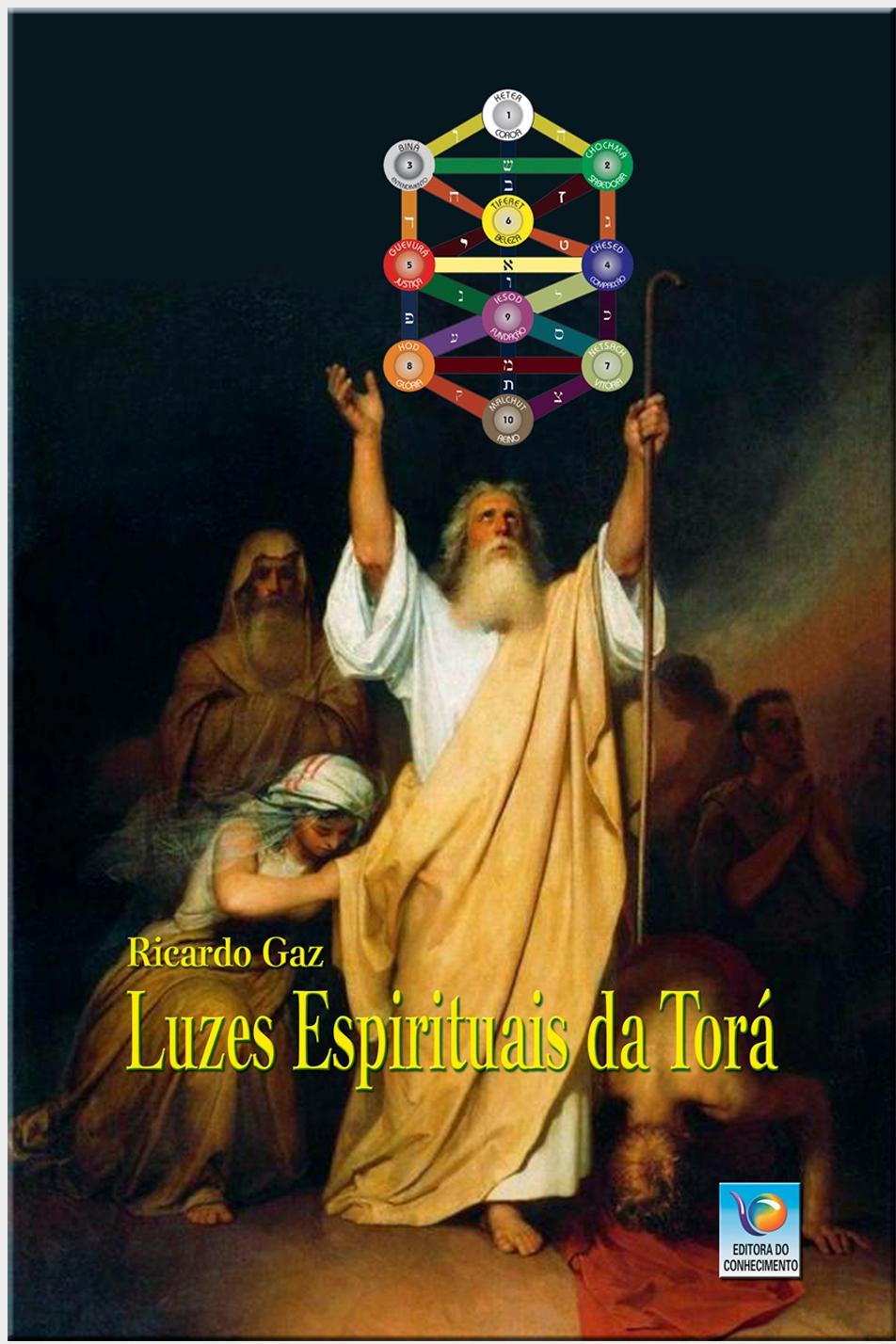Luzes Espirituais da Torá (Prof. Ricardo Gaz)